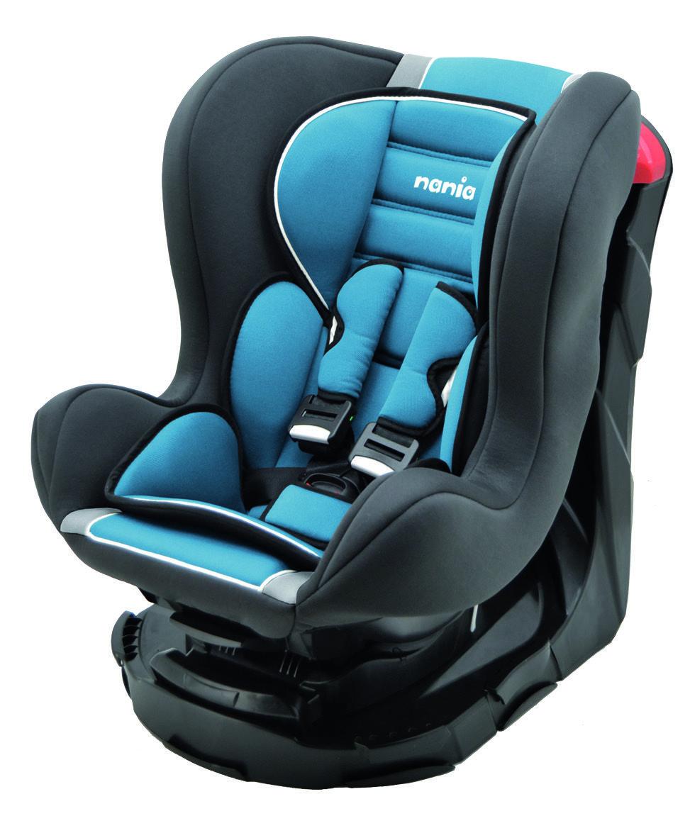 babystoel auto