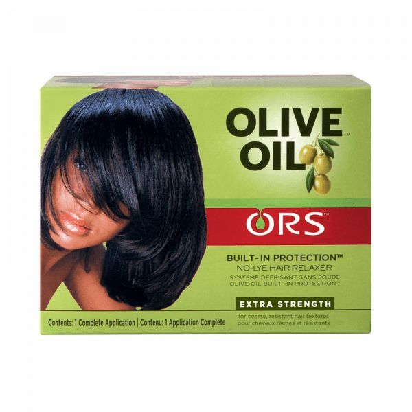 ORS - Built-In Protection No-Lye Hair Relaxer Extra ...