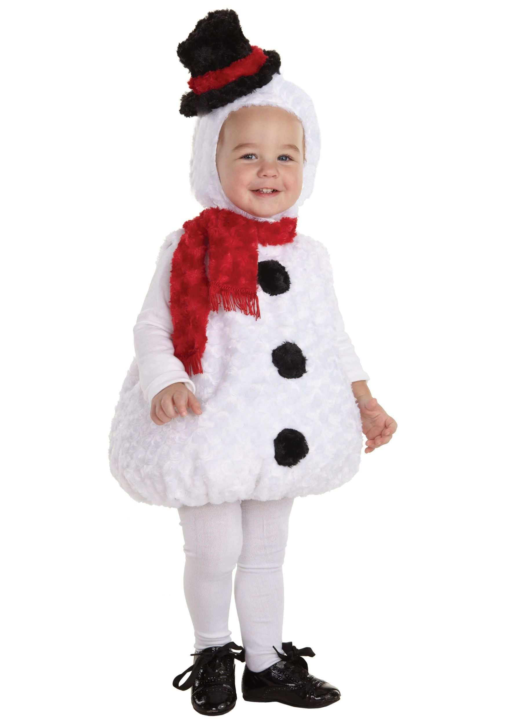 Toddler Christmas Snowman Costume Kids Holiday Costumes
