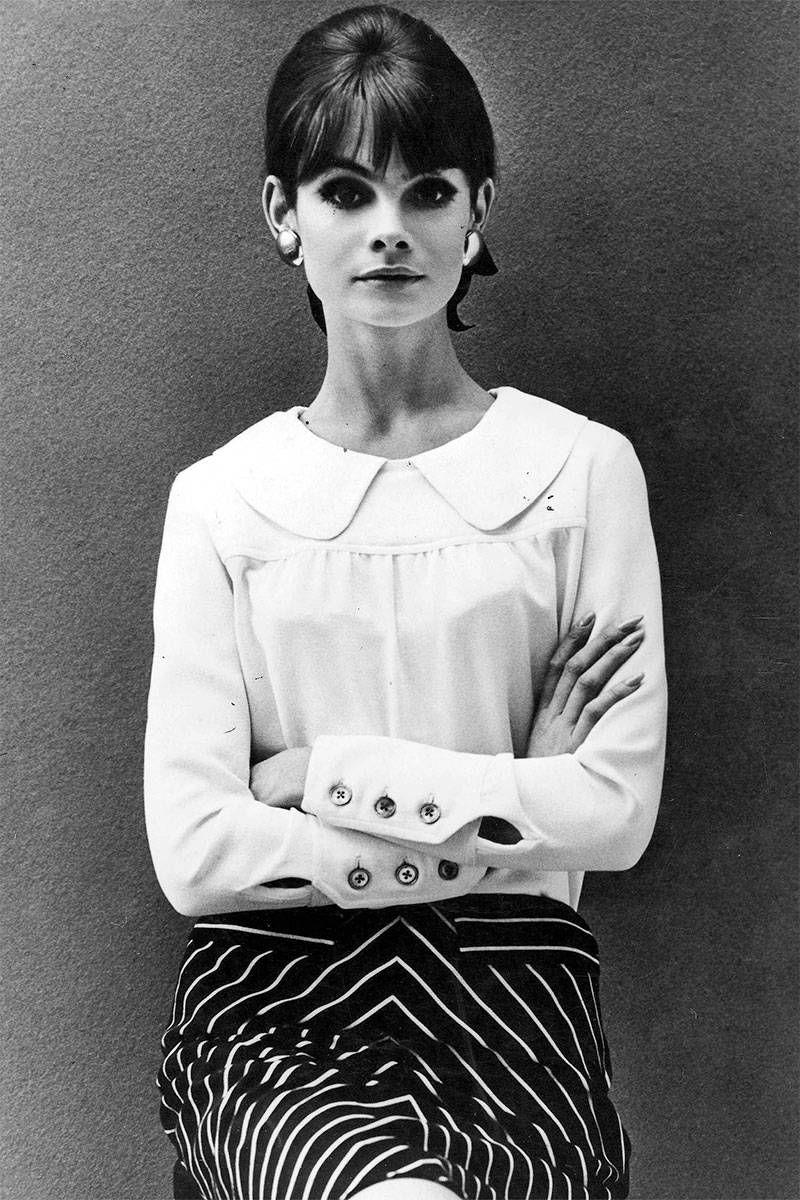 In Photos: Jean Shrimpton the Style Icon - HarpersBAZAAR.com