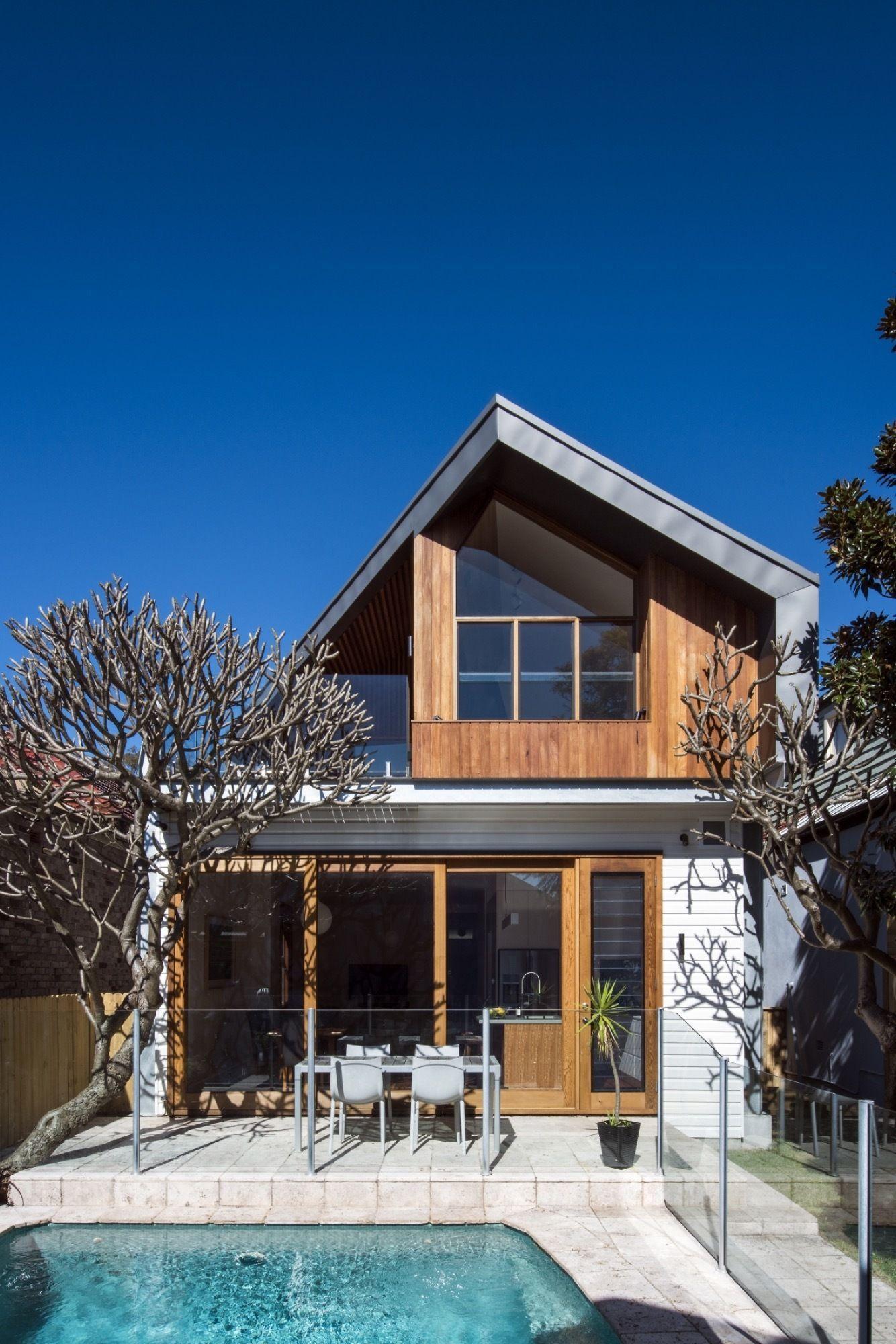 Power lane house chordstudio fachadas modernas pinterest house