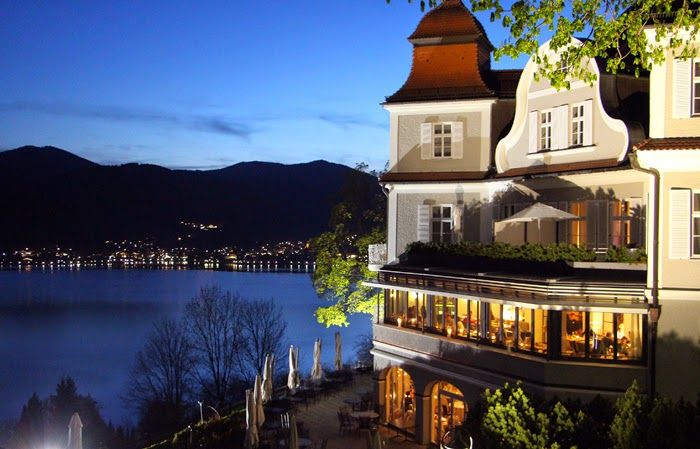 HOTEL: DAS TEGERNSEE | Spa
