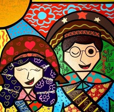 Resultado De Imagem Para Pintura Lampiao Maria Bonita Lampiao E