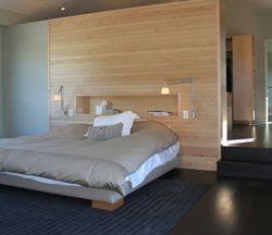 FLOS Archimoon Soft Wall Lights, Via Lorin Hill Architect
