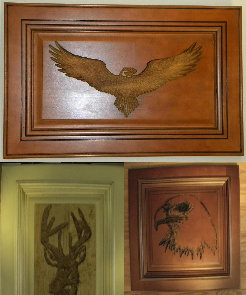 Cnc Cut Into Cabinet Doors Like The Idea Not The