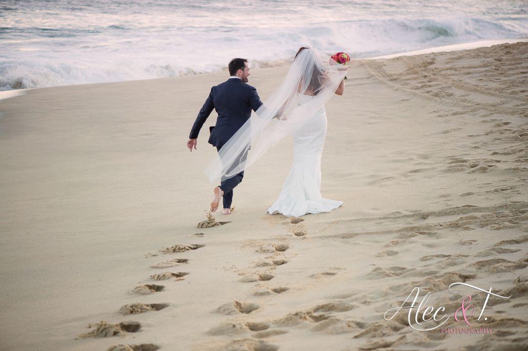 Cabo San Lucas Intimate Wedding Sunset Beach Resort Sunset Beach Resort Romantic Beach Photos Romantic Beach