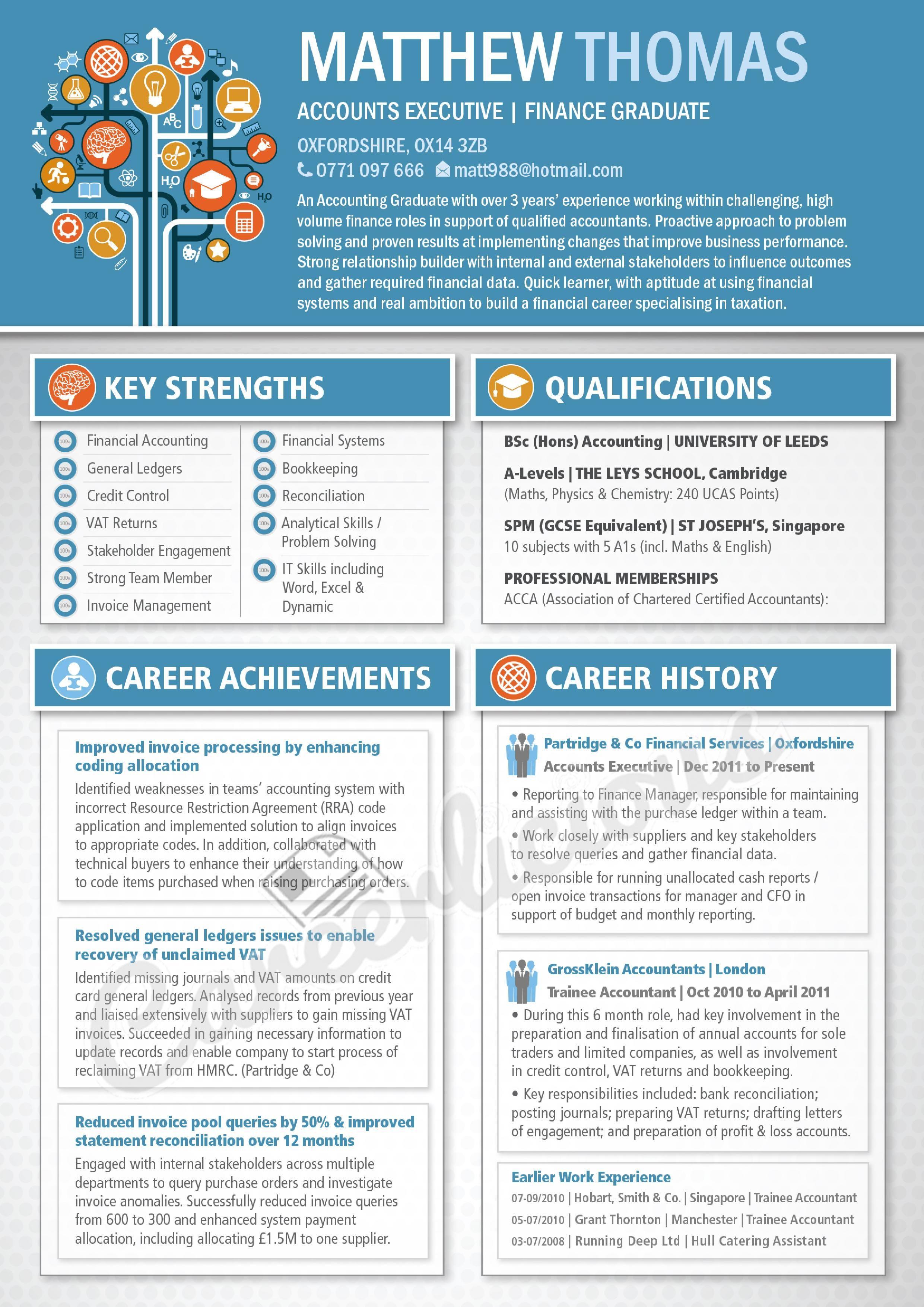 Sample Infographic CV | Infographic CVs | Pinterest | Infographic ...