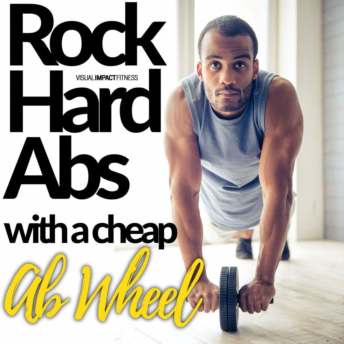 The cheap ab wheel is actually one of the most effective