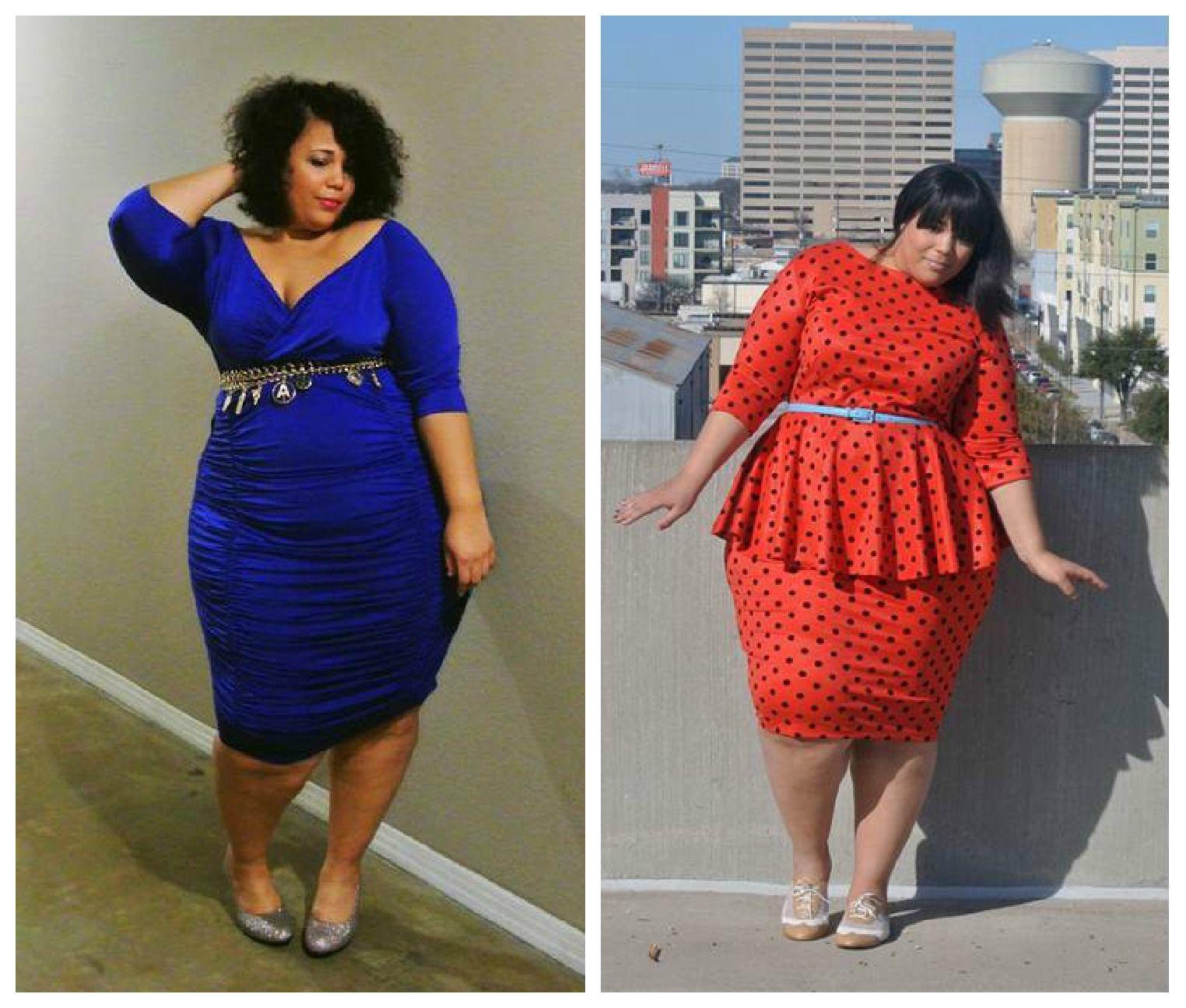 54a8c856b49 20 Plus Size Fashion Bloggers at Sizes US 24+
