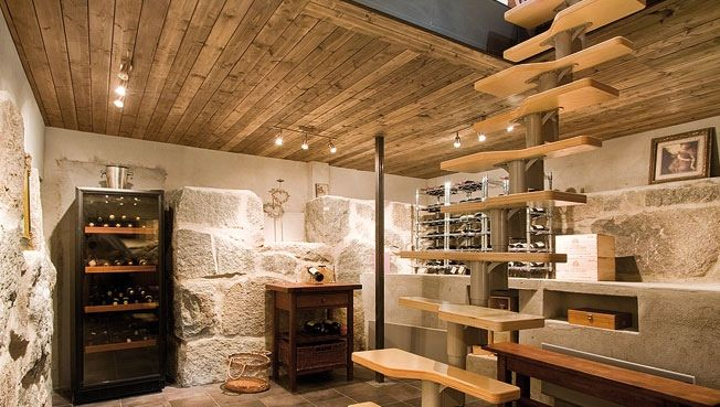 Basementremodelingideas Wood planks on ceiling Is it a