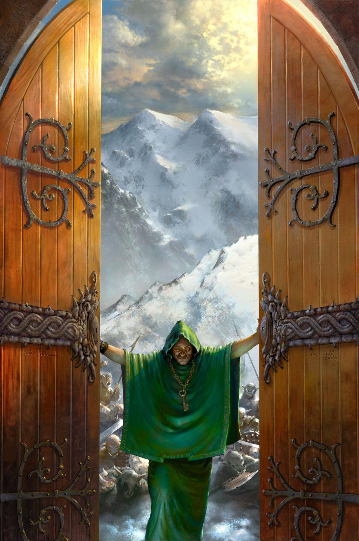 Waystoneinn ucdungeon master revisited by markmolchan ud art