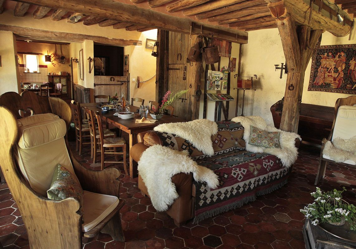 Old Country Cottages In France Country House Interior Cottage