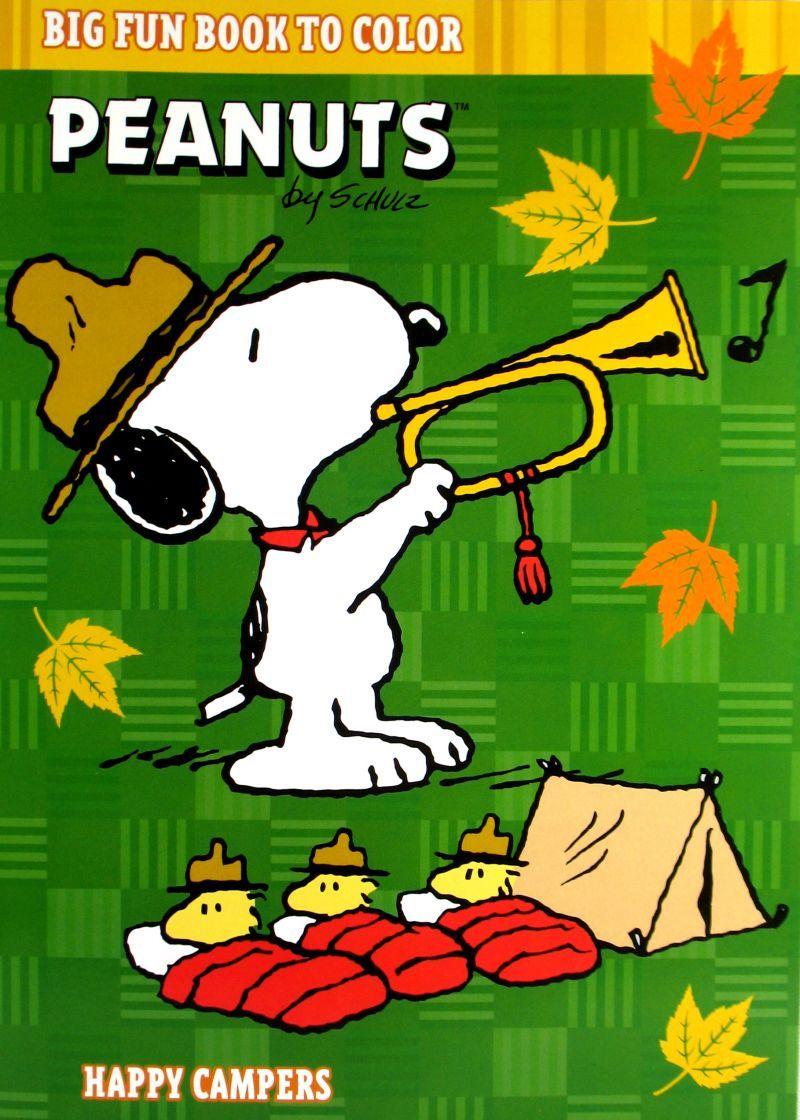 dde87ca0501e5a Happy Campers Peanuts Images