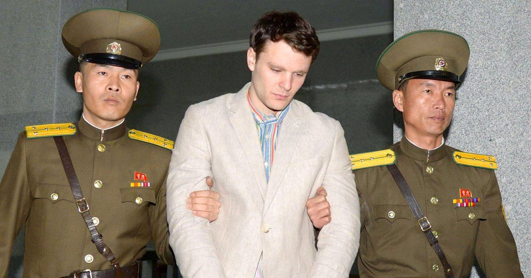 Photo of Otto Warmbier Suffered Extensive Brain Damage, Coroner Confirms    The college s…