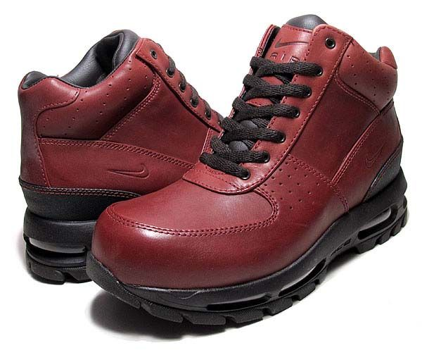 on sale 1ef51 e86ff ... Boots Finish Line BlackBlack 画像1 NIKE ACG AIR MAX GOADOME TARTAR-OXEN  BROWN 865031 ...