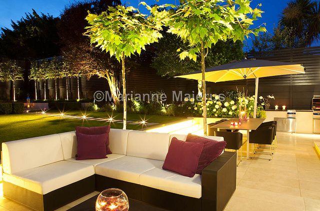 Spa Garden Charlotte Rowe Blog Outdoor Kitchen Pinterest - Backyard design charlotte