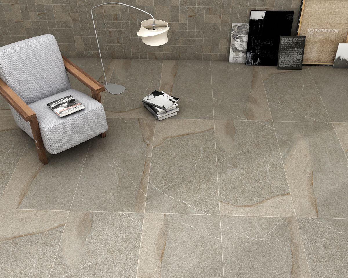 Piacentina Grey Floor Tile Size 600x1200 Mm For More Details Click