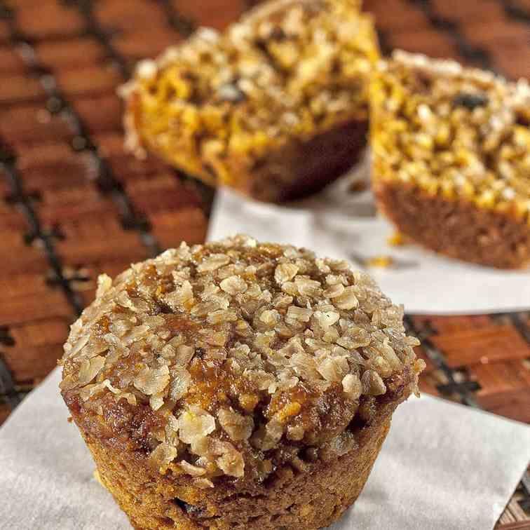 Buttercup Squash Oat Muffins Sweet Dumplings Winter Squash Recipes
