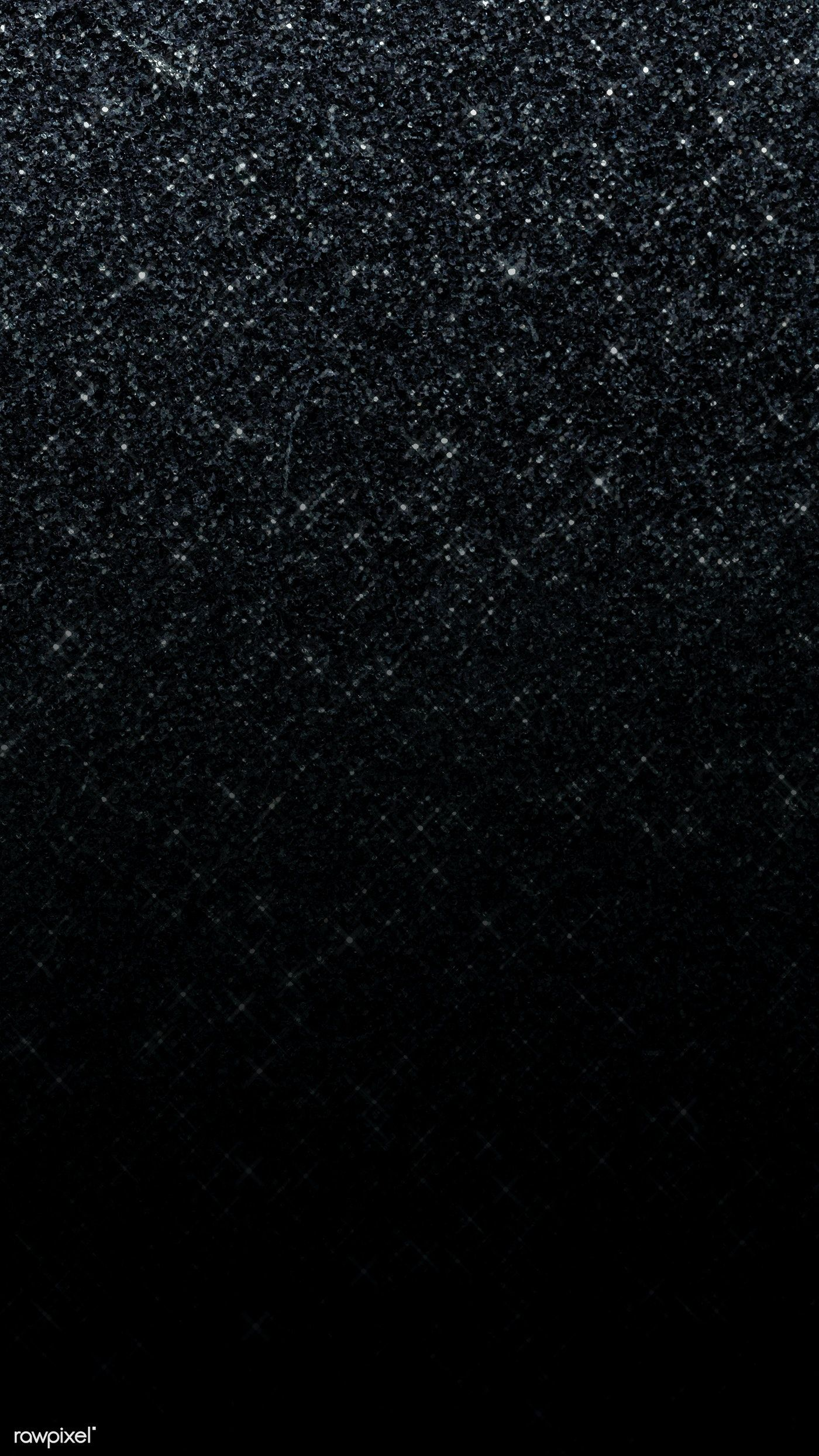 Download Premium Image Of Black Glittery Textured Mobile Wallpaper 2280977