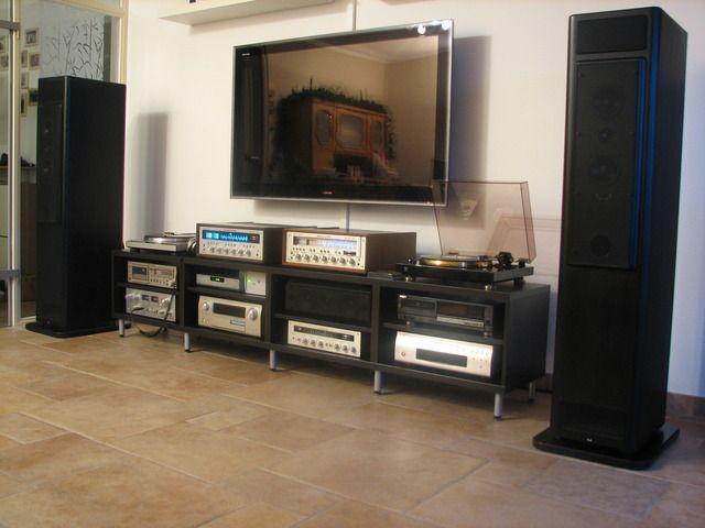 Bilder eurer hifi stereo anlagen allgemeines hifi forum seite 316 h rraum pinterest - Audio anlage wohnzimmer ...