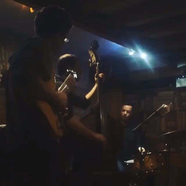Video recorded on 29 Dec 2015 at Gregory's Jazz Club ( #Roma ) for Monday Jam Sessions by Roberto Tarenzi.   Drums: Adam Pache ( #adampache ) Upright bass: Jacopo Ferrazza ( #jacopoferrazza) Guitar: Stefano Carbonelli  ( #stefanocarbonelli )  #Miles7one #music #robertotarenzi #worldwithoutmusic #musicmovestheworld #goodtimes #instagood @sonymusic @studiodiregistr @jazztube