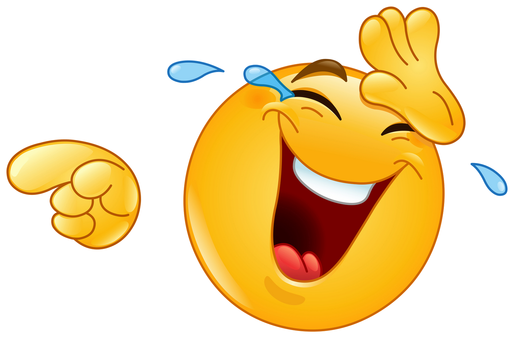 Emoticon Smiley Laughter Laughing Lol Png Image High Quality Funny Emoticons Emoticons Emojis Laughing Emoji