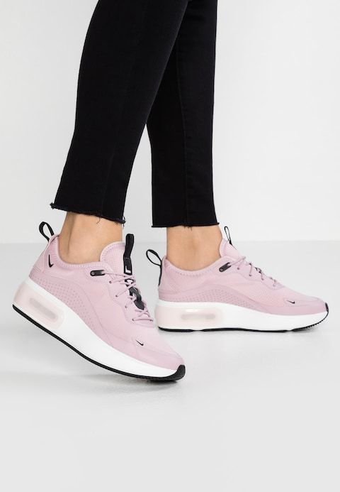 AIR MAX DIA Sneaker low plum chalkblacksummit white