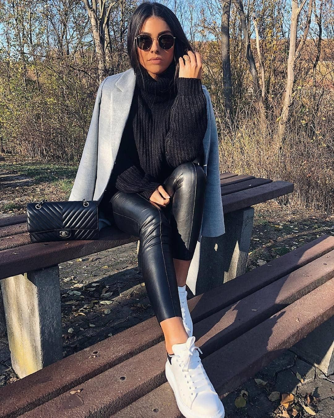 Fashiondaily On Instagram Ringmyfashion5 Winter Fashion Outfits Fall Fashion Outfits Casual Fall Outfits