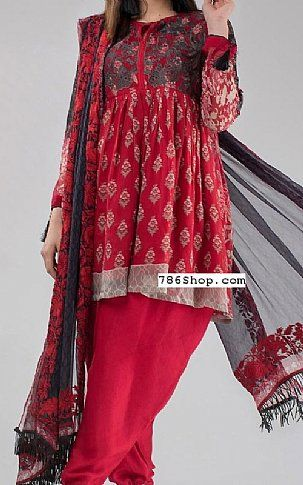 380a483a6c Magenta chiffon suit buy khaadi pakistani dresses and clothing online in usa  uk also rh pinterest