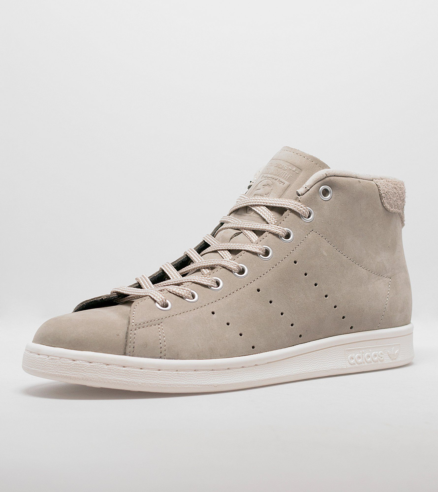 big sale a80c8 67e2e adidas Originals Stan Smith Mid - size  Exclusive - find out more on our  site. Find the freshest in trainers and clothing online now.