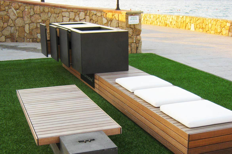Outdoorküche Garten Edelstahl Deko : Die dekoration der modernen outdoor küche design ideen deko