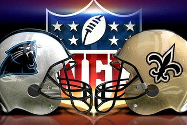 360c866e Watch CAROLINA PANTHERS VS NEW ORLEANS SAINTS LIVE STREAMING: NFL ...