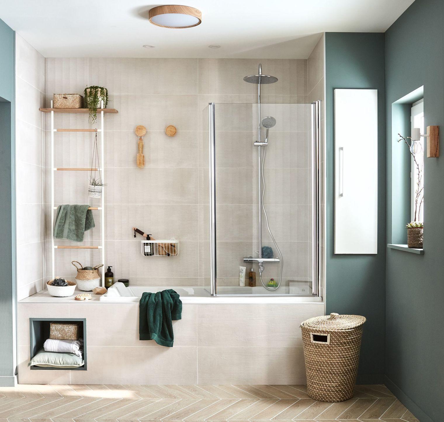 Repeindre une salle de bains : quelle peinture choisir ?