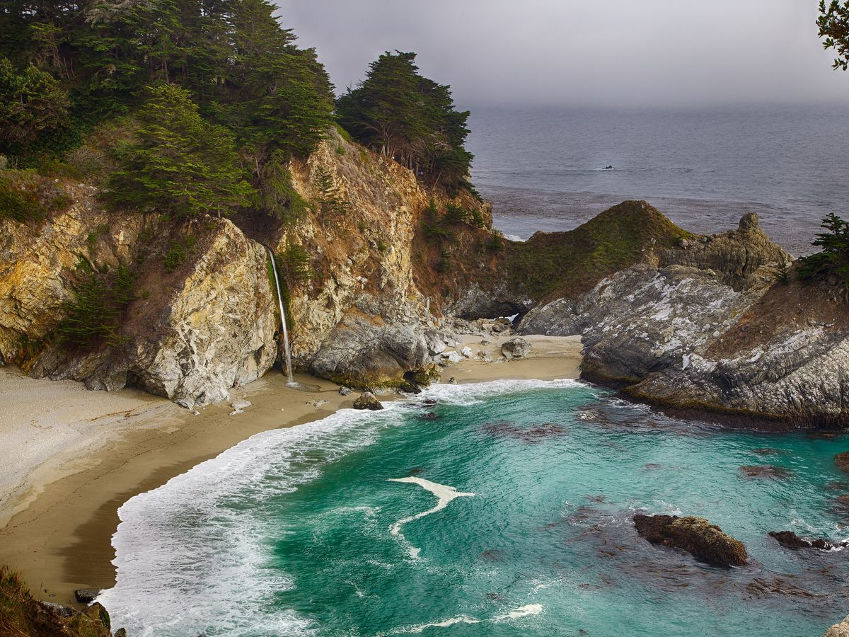 Hikes in the Bay Area: 9 trails with waterfall endings | Golden gate ...