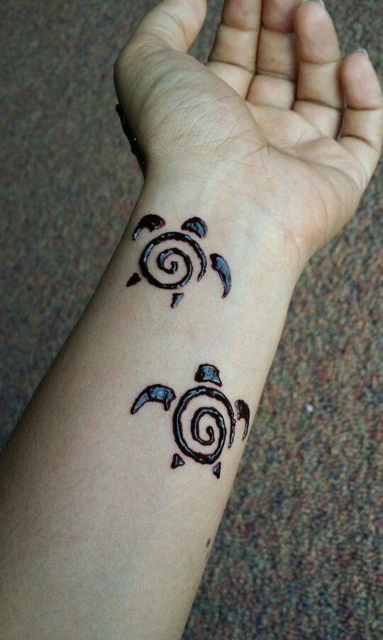 Little Henna Tattoos: Cute Henna Tattoos