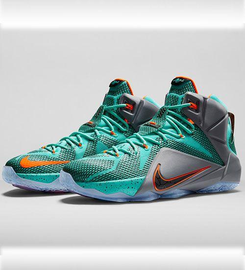 best sneakers a3251 a3262 LeBron James ve Nike tan yeni işbirliği