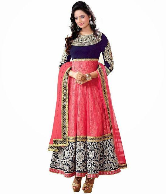 Mahi Fashion Party-wear Salwar Suit Rs.1799