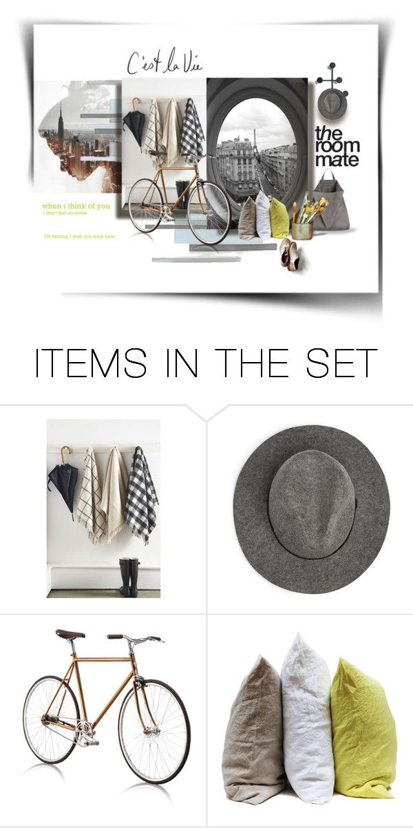 """City Life"" by mellapr ❤ liked on Polyvore featuring art"
