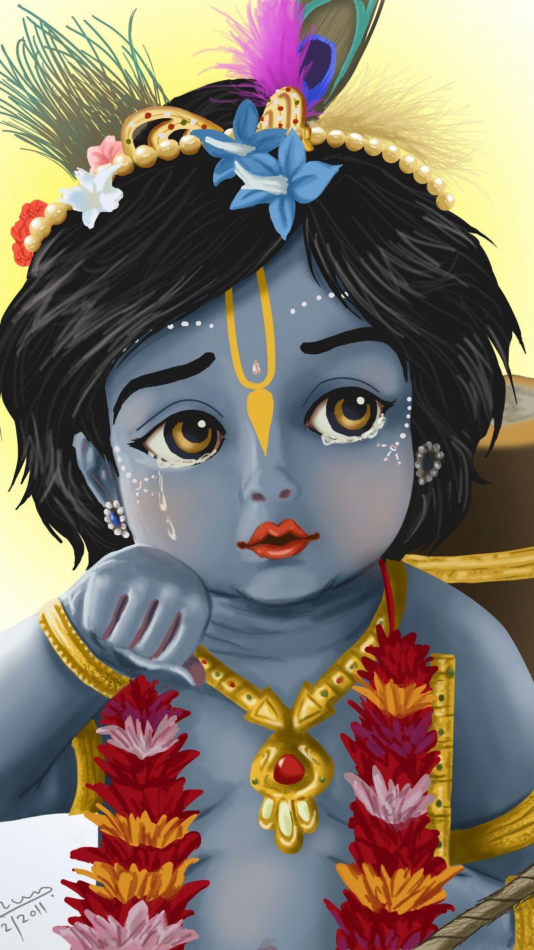 Pin de chandu en Lord Krishna...... | Pinterest