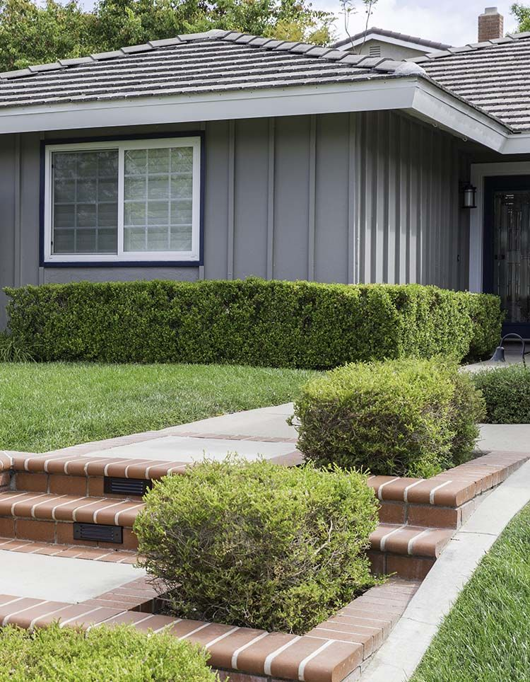 choosing the right gray exterior grey paint paint your on home depot paint colors exterior id=77074
