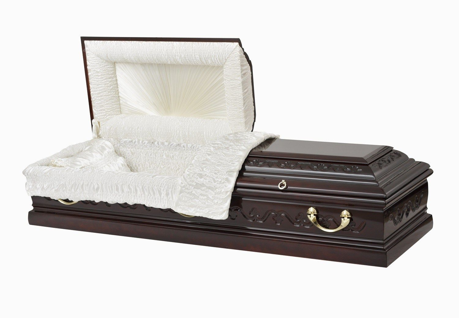 Watch How to Buy a Casket video