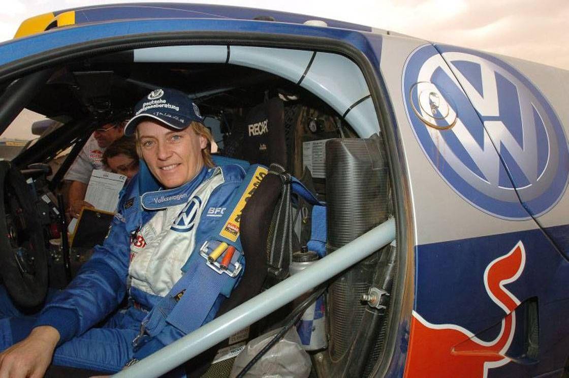 Jutta Kleinschmidt Dakar Rally winner Jutta Kleinschmidt Dakar Rally winner new images