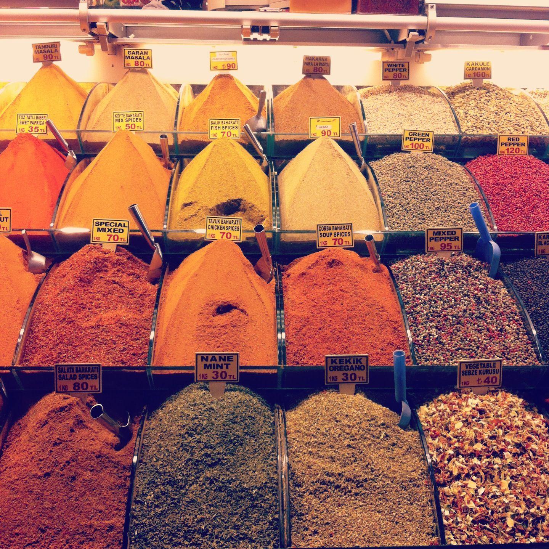 Spice market - Estambul