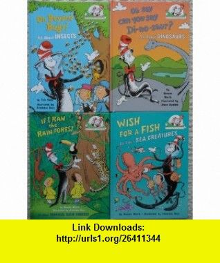 The Cat in the Hats Learning Library Set (Wish For a Fish ~ Oh Say Can You Say Di-no-saur ~ If I Ran the Rain Forest ~ On Beyond Bugs) Tish Rabe, Bonnie Worth ,   ,  , ASIN: B004QDE9VS , tutorials , pdf , ebook , torrent , downloads , rapidshare , filesonic , hotfile , megaupload , fileserve