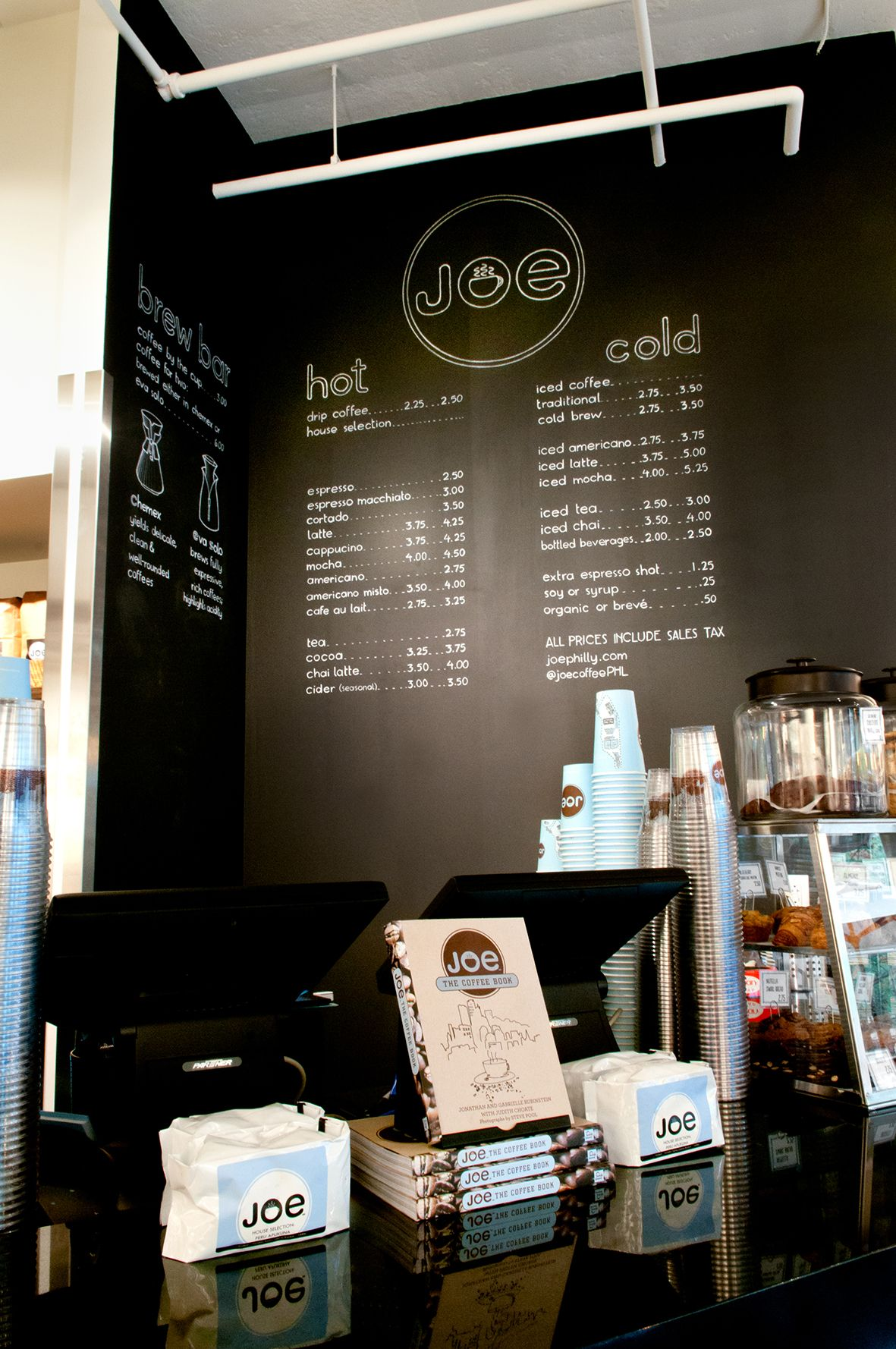Joe Coffee Opens First Store Outside of New York City