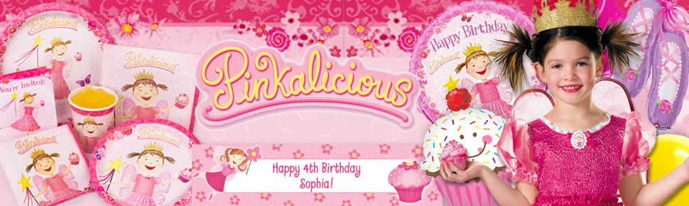 Pinkalicious Party party supplies decorations and invitations – Pinkalicious Party Invitations