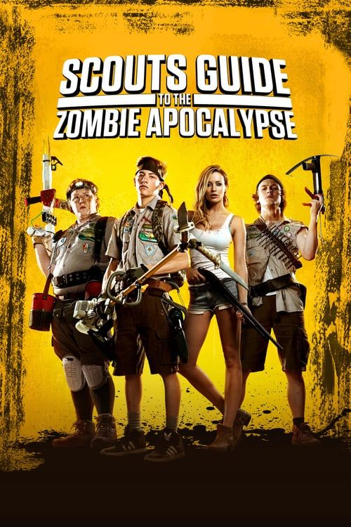 scouts guide to the zombie apocalypse 123movies