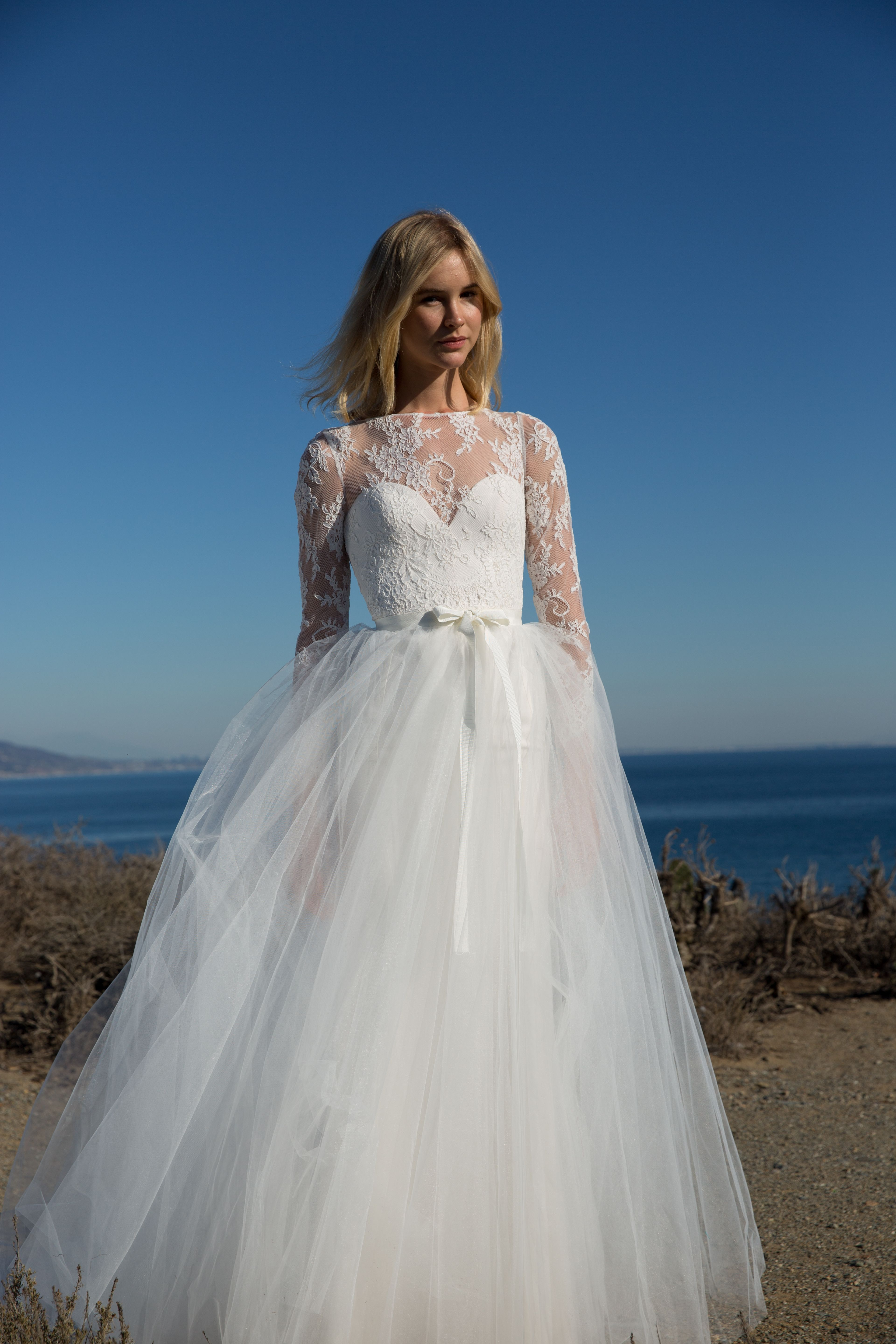 Unique Angelic Bridal Gowns Adornment - Ball Gown Wedding Dresses ...