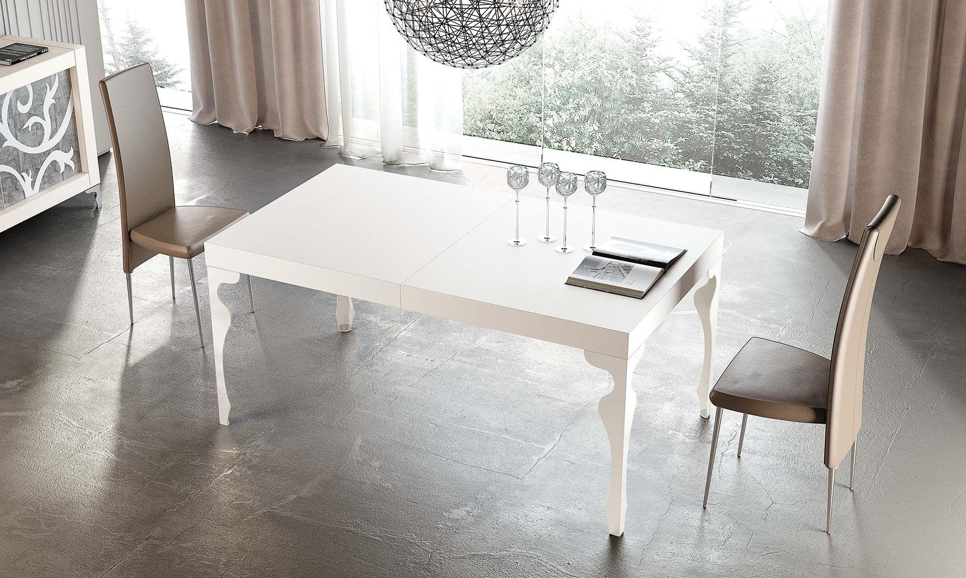 Tavoli Eleganti Sala Da Pranzo tavolo moderno luxury luxury è un tavolo moderno allungabile