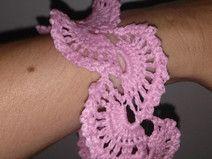 Gehäkelter Armband